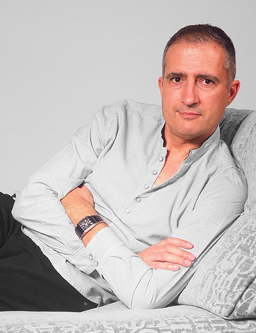 Carlos González Agente comercial